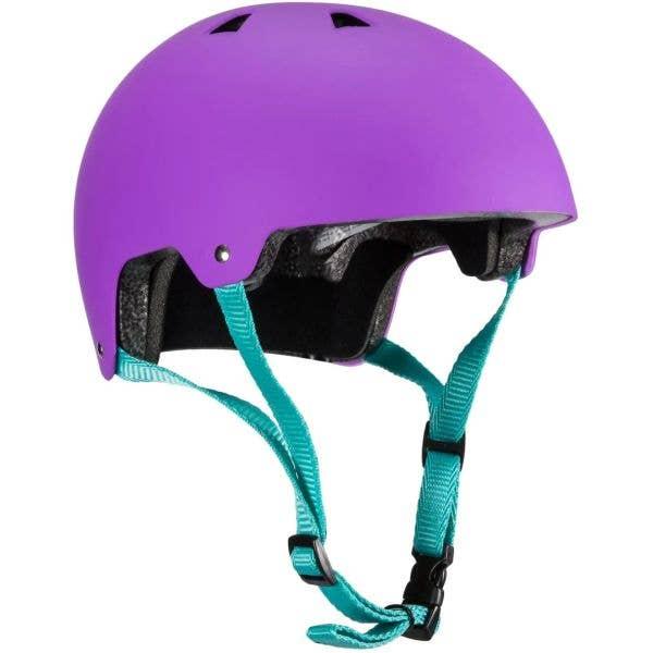 Harsh ABS Helmet - Purple