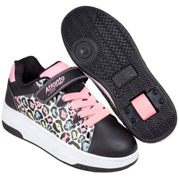 Heelys POP Atlanta - Black/Pink/Atlanta