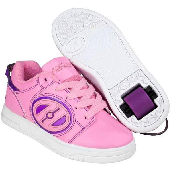 Heelys Voyager - Light Pink/Purple