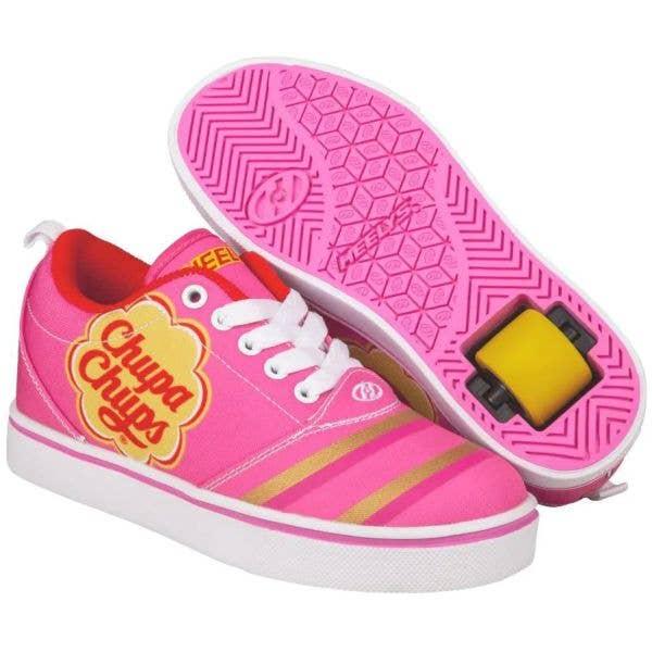 Heelys x Chupa Chups Pro 20 - Azalea Pink/Pink/White/Nylon