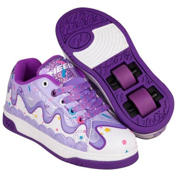 Heelys Split X2 - Purple Cake Frosting