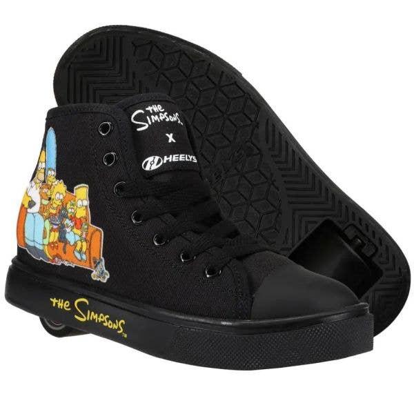 Heelys x Simpsons Hustle - Black