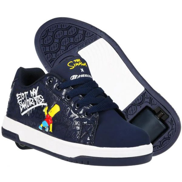 Heelys x Simpsons Split - Navy