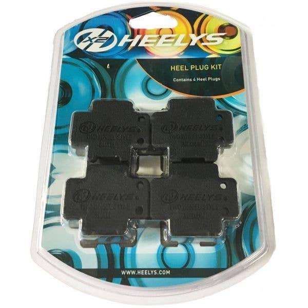 Heelys X2 Heel Plug Set - Small (junior 12 - Adult 5)