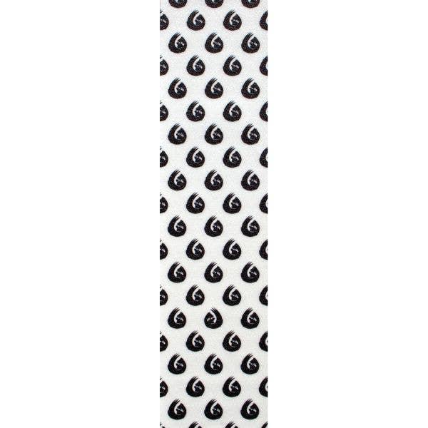 Hella Grip Sloth Dot Pro Scooter Grip Tape - White/Black