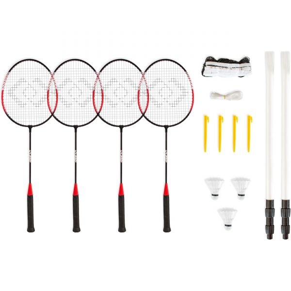 Hy-Pro 4 Person Badminton Set