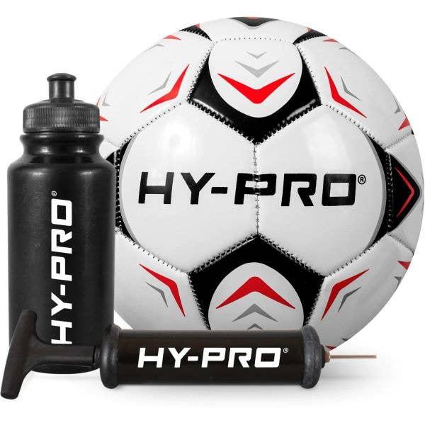 Hy-Pro Size 4 Football Gift Set