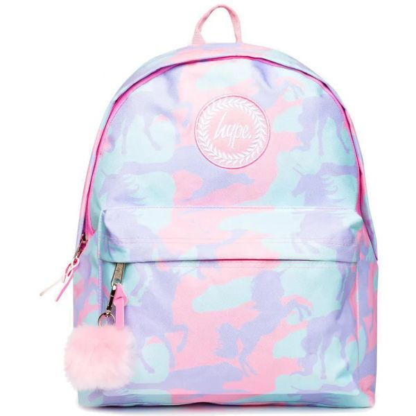 Hype Unicamo 18L Backpack - Pink