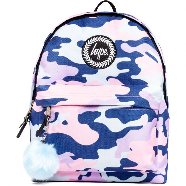 Hype Evie Camo 18L Backpack - Multi