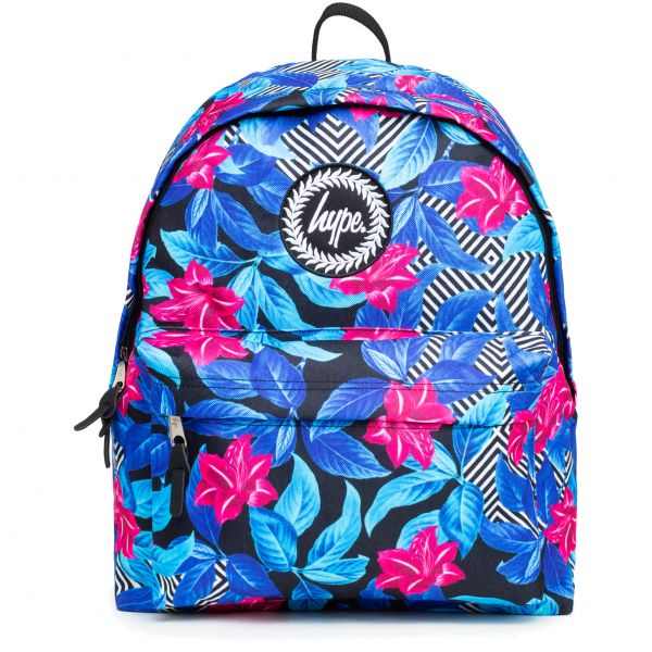 Hype Geo Floral 18L Backpack - Multi