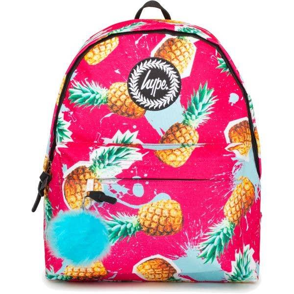Hype Pineapple Splatter 18L Backpack - Multi