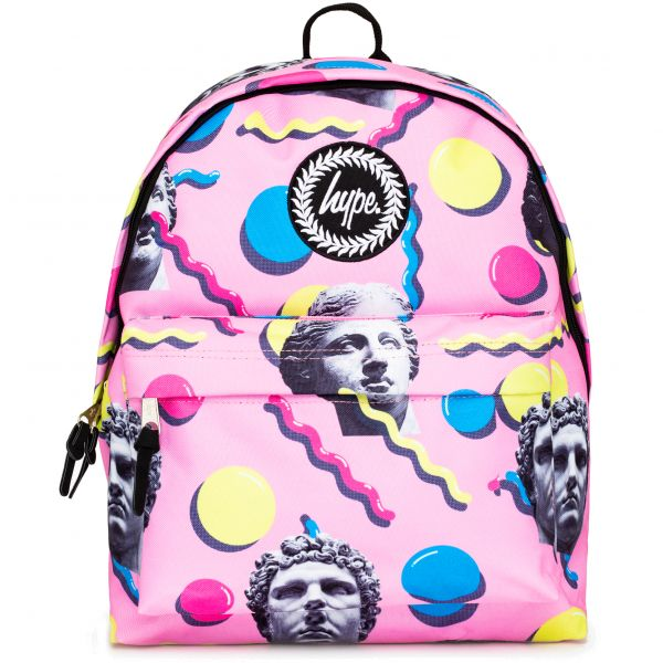 Hype Retro Statues 18L Backpack - Multi