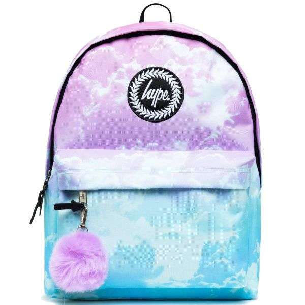 Hype Lilac Clouds 18L Backpack - Multi