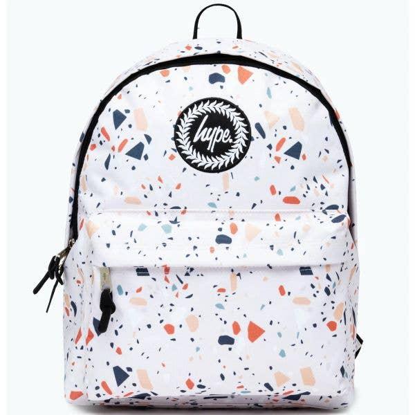 Hype Sand Terrazzo 18L Backpack - Multi