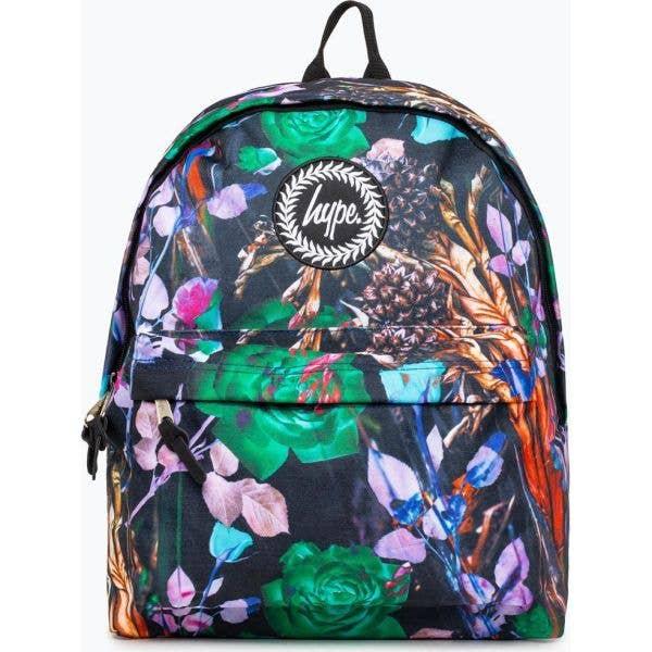 Hype Neon Rose 18L Backpack - Multi