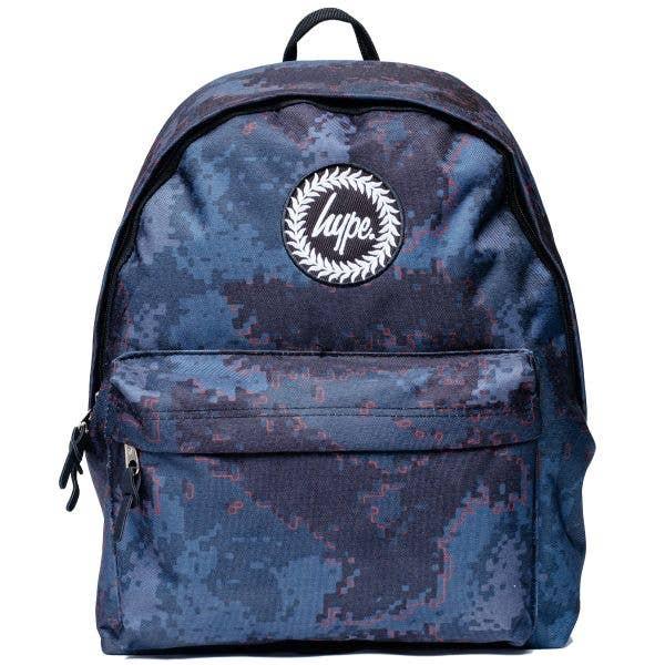 Hype Digital Redline 18L Backpack - Multi