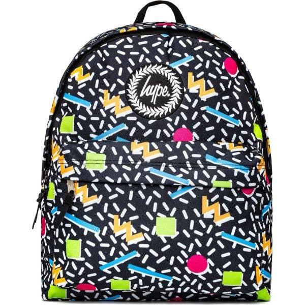 Hype Nineties Geo Backpack - Multi