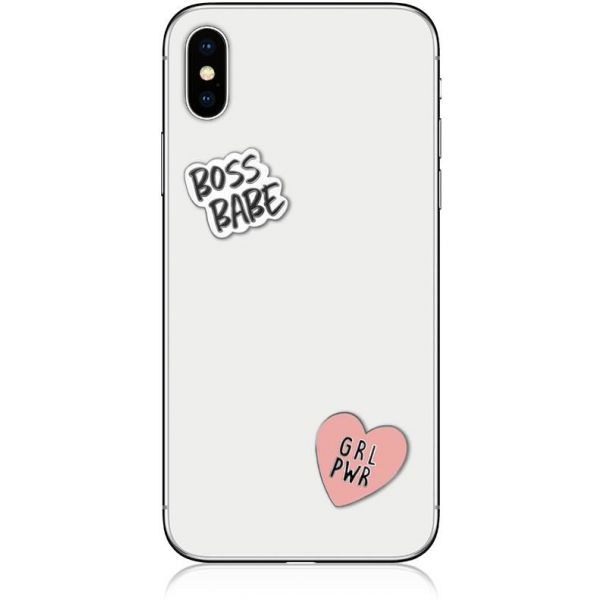 IDecoz Girl Power Phone Charms