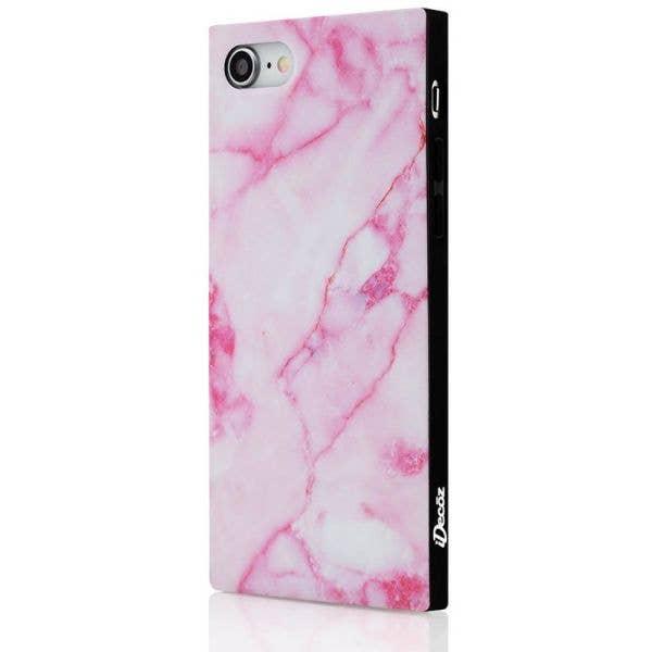 IDecoz Phone Case - Blush Marble (iPhone 8/7)