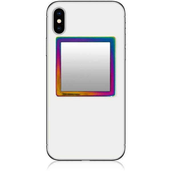 IDecoz Square Phone Mirror - Iridescent