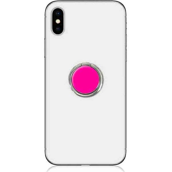 iDecoz Neon Pink Phone Ring