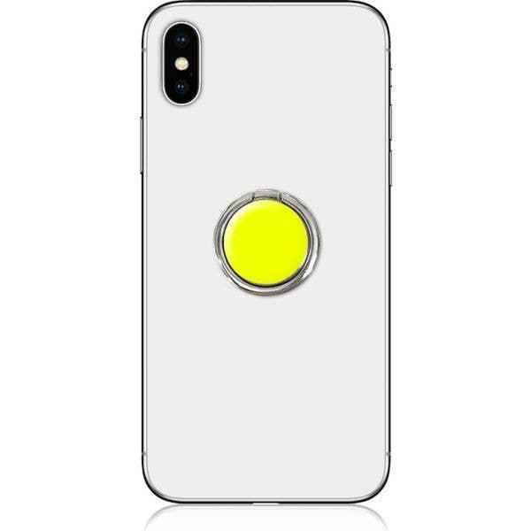 iDecoz Phone Ring - Neon Yellow