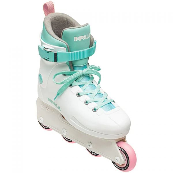 Impala Lightspeed Aggressive Skates - White