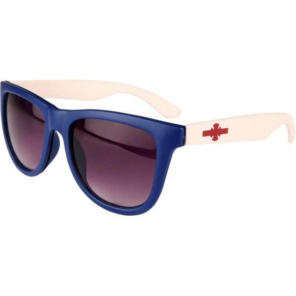 Independent O.G.B.C Rigid Sunglasses - Navy/Off White