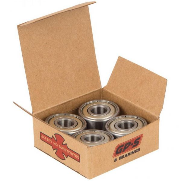 Independent GP-S Skateboard Bearings (Pack of 8)