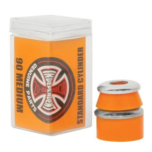 Independent Cylinder Skateboard Bushings - Medium 90a