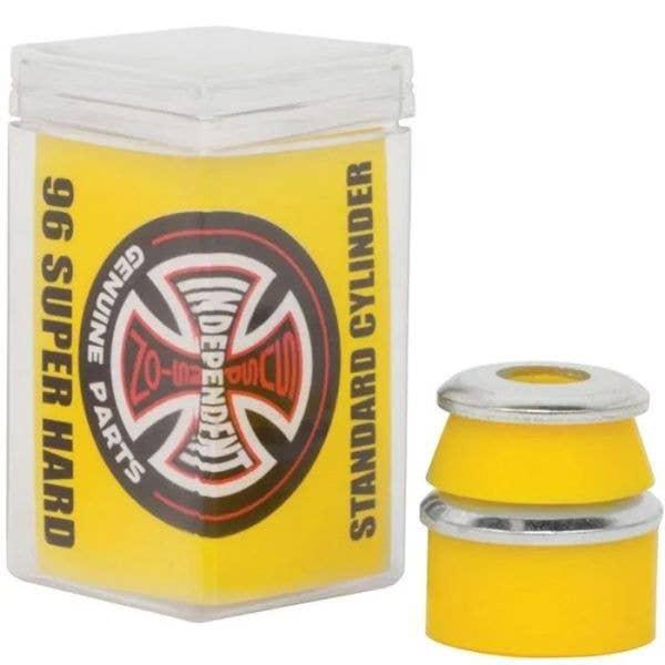Independent Cylinder Skateboard Bushings - Super Hard 96a