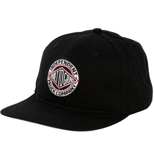 Independent BTG Summit Snapback Cap - Black