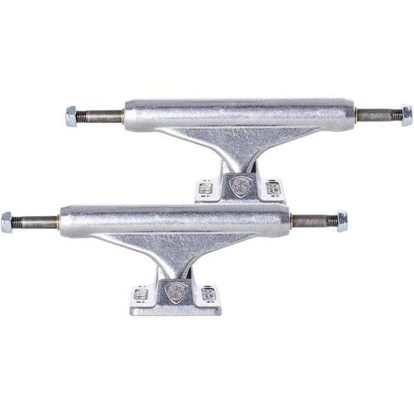 Independent Mid Skateboard Trucks - Silver 139mm