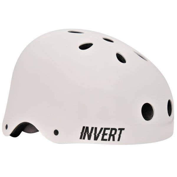 Invert Wickaway Helmet - White