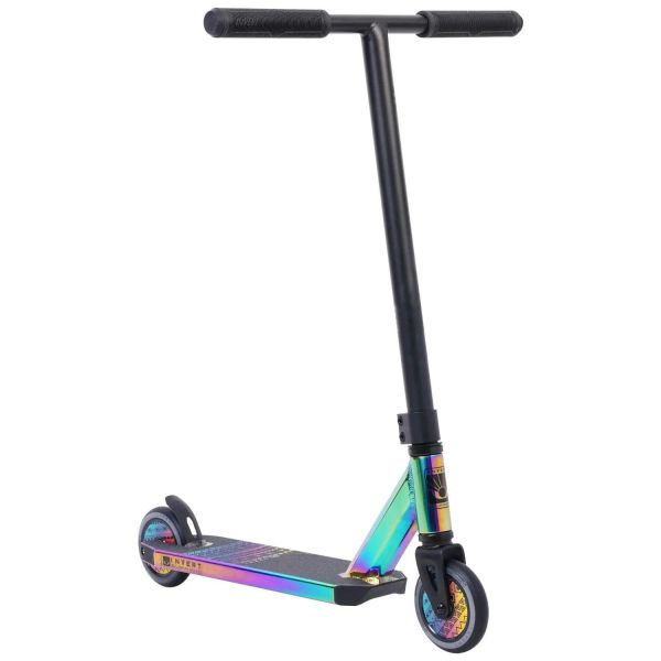 Invert Supreme Mini 1-4-8 Stunt Scooter - Neochrome/Black