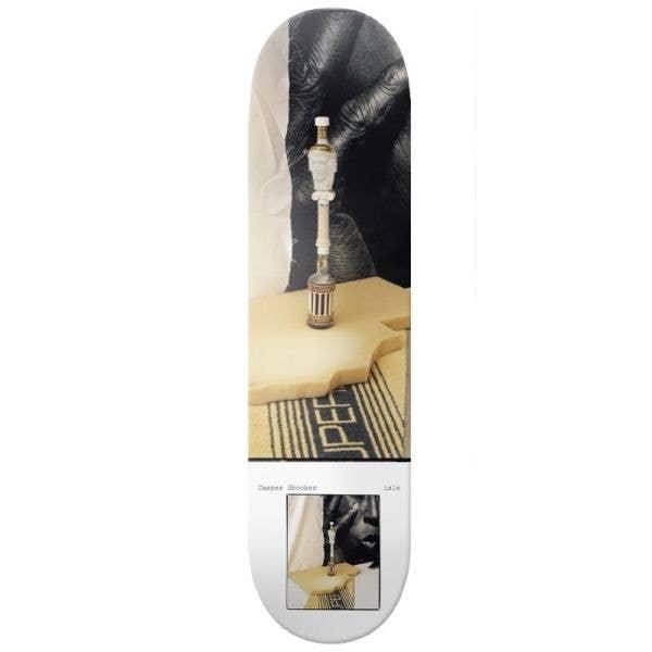 Isle Milo Brennan Artist Series Skateboard Deck - Casper Brooker 8.375''