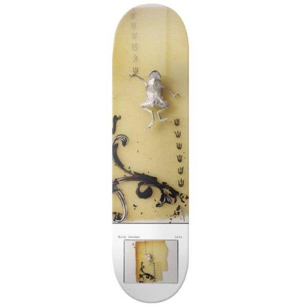 Isle Milo Brennan Artist Series Skateboard Deck - Nick Jensen 8.125''