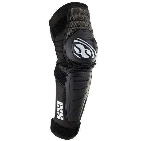 iXS Cleaver Knee/Shin Pads - Black