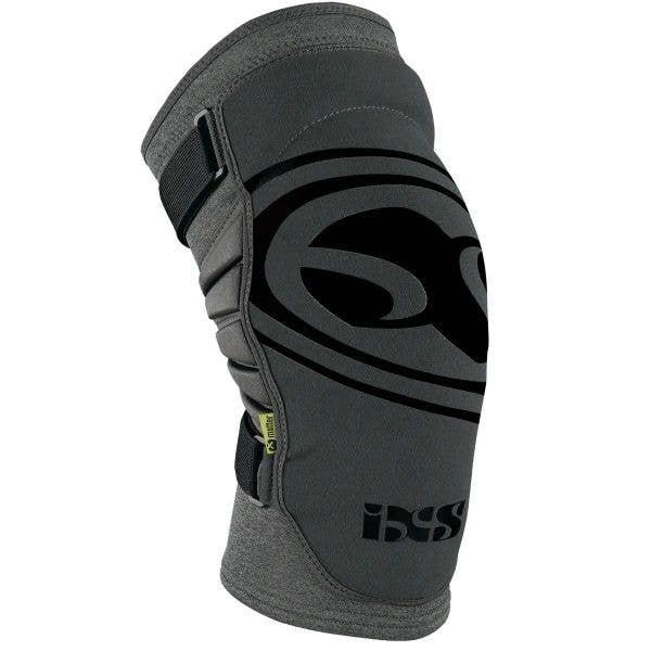 iXS Kid's Carve Evo Plus Knee Pads - Grey