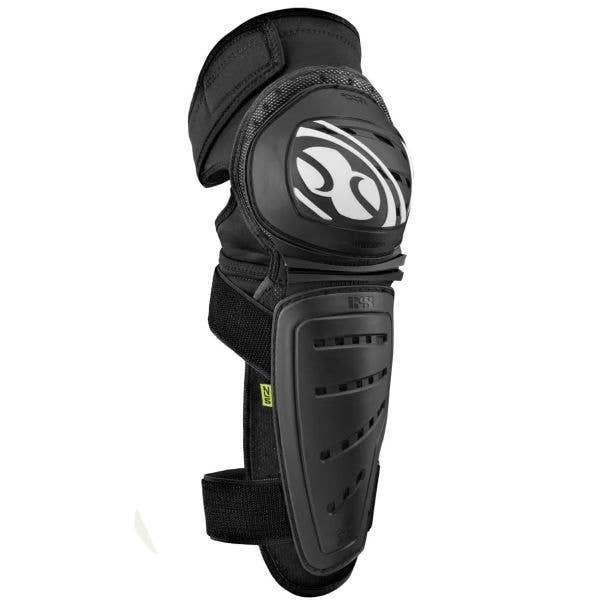 iXS Mallet Knee/Shin Pads - Black