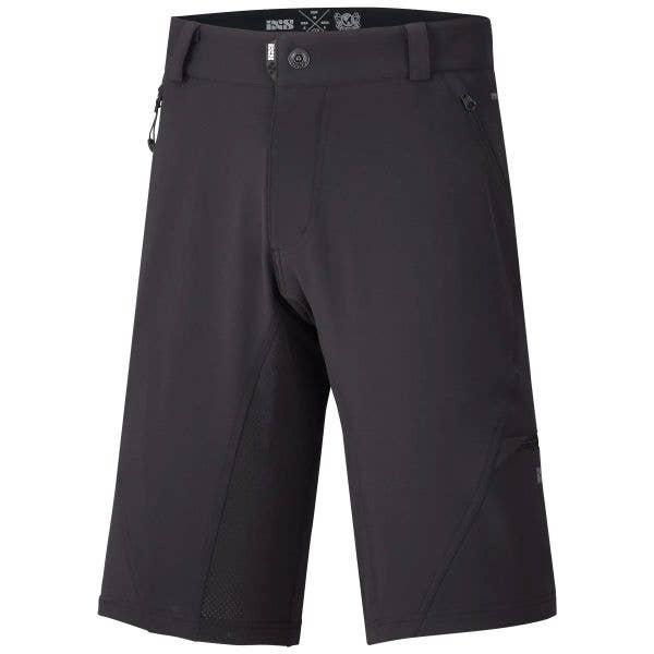 iXS Carve Digger Shorts - Black