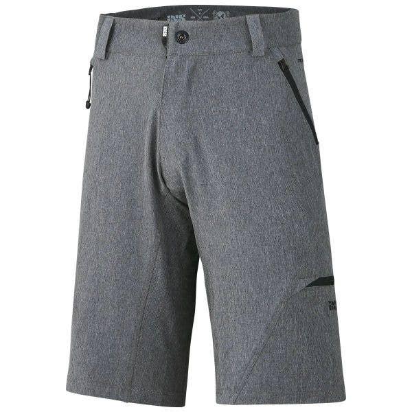 iXS Carve Digger Shorts - Graphite