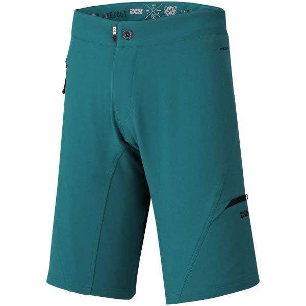 iXS Carve Evo Shorts - Everglade
