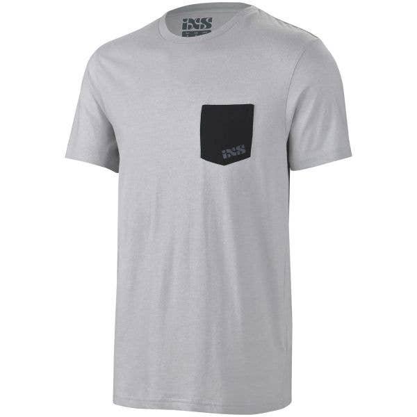 iXS Classic T Shirt - Grey