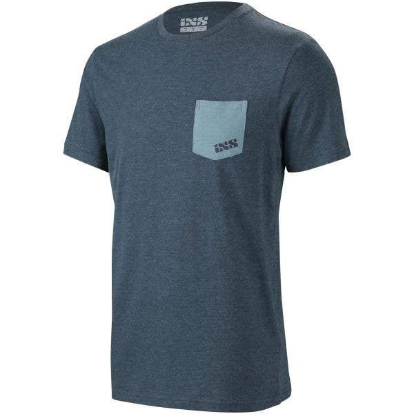iXS Classic T Shirt - Marine