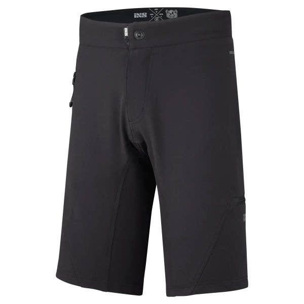 iXS Women's Carve Evo Shorts - Anthracite/Black