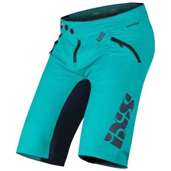 iXS Trigger Shorts - Lagoon/Marine