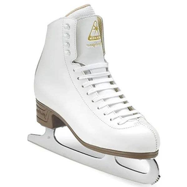 Jackson Mystique Figure Skates - White