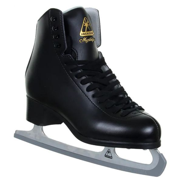 Jackson Mystique Figure Skates - Black