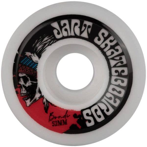 Jart Bondi Skateboard Wheels - 52mm